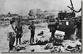 OPERATION JUBILEE - THE DIEPPE RAID - AUG 19 1942